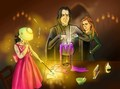 Unquestionable love - hermione-and-severus fan art