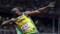 Usain Bolt wins 100m gold at London 2012