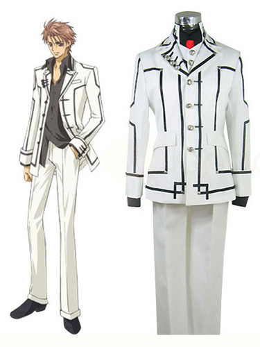 Vampire Knight Boy Night Cosplay Dia das bruxas Uniform Cosplay Costume