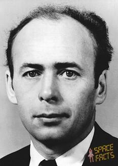 Viktor Ivanovich Patsayev (June 19, 1933 – June 30, 1971)