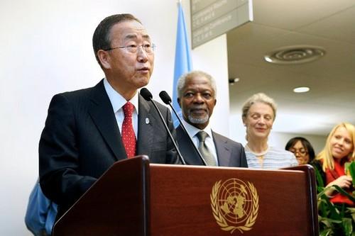 Visit of UN Headquarters October 2010