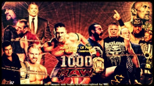 WWE 2012 wallpaper
