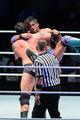 Wade Barrett vs Justin Gabriel-Japan