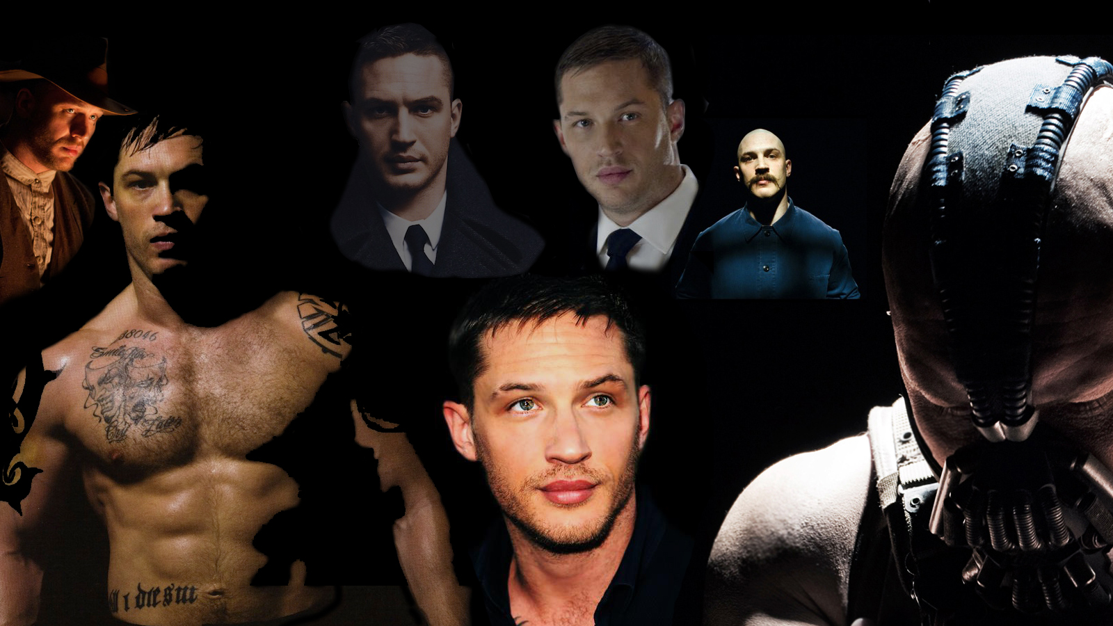Tom Hardy Images Wallpaper HD And Background Photos