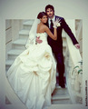 Weding - delena-vs-nian photo