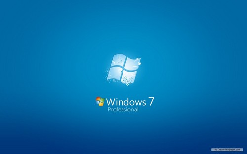 Windows 7 壁紙 titled Windows7