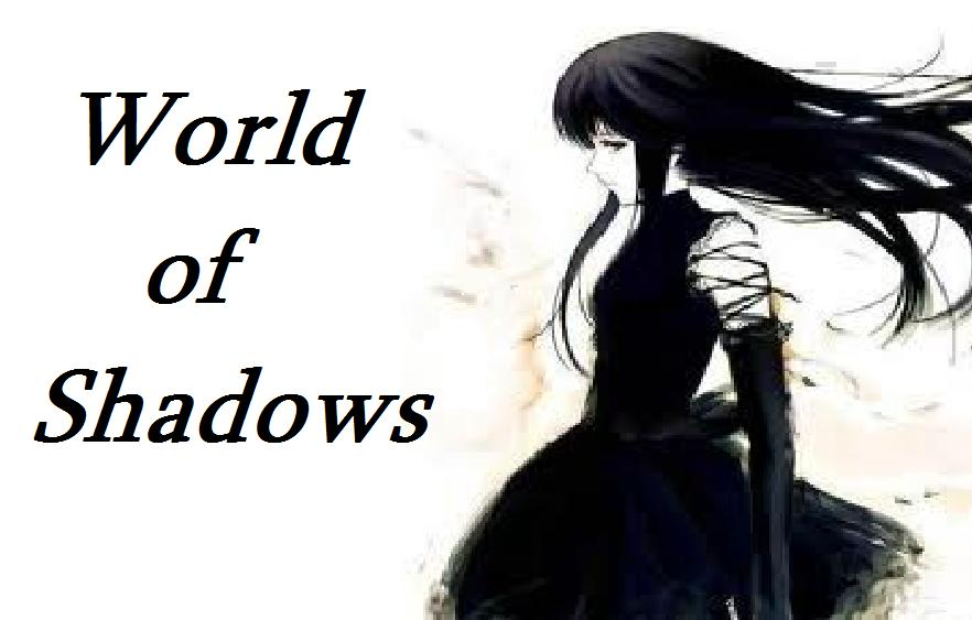 World of Shadows Cover