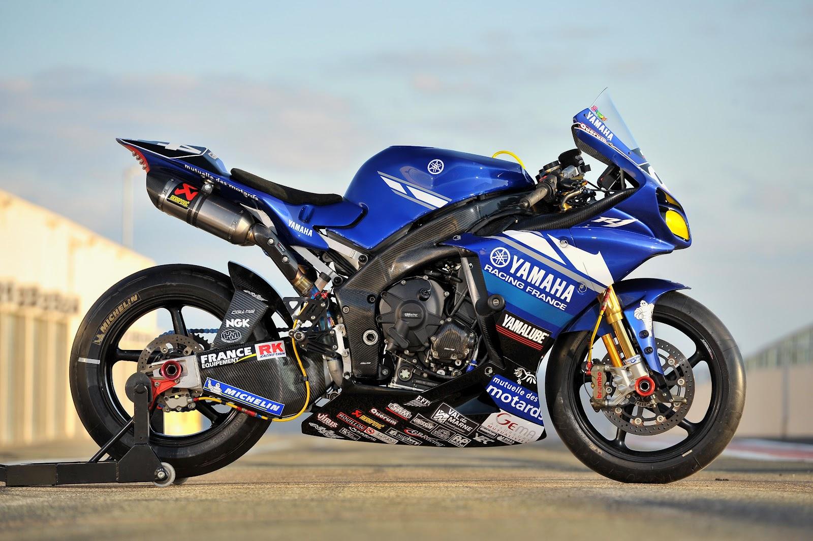 Custom Yamaha YZF-R1