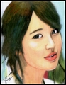 YEH  - yoon-eun-hye fan art