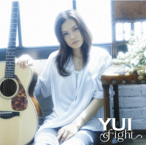 YUI new single!! 「fight」