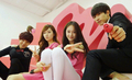 Yesung,Jessica,Krystal & Eunhyuk Selca