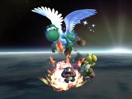 Yoshi images Yoshi vs. Goomba and Koopa wallpaper and background photos