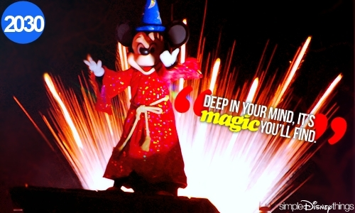 You'll find Magic..