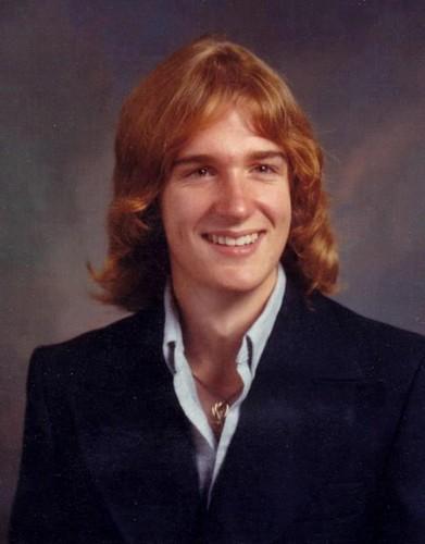 Young David Ellefson
