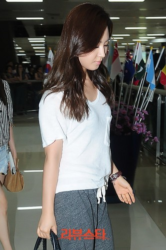 Yuri @ Gimpo Airport