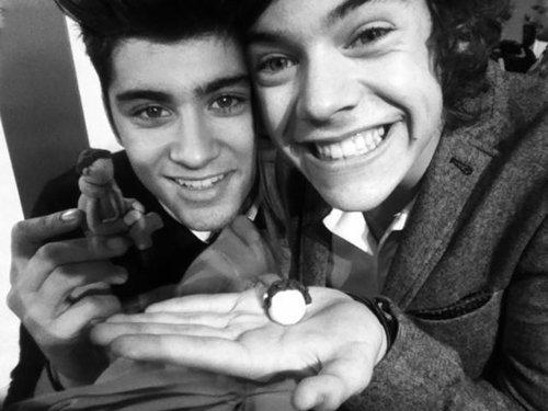 Zayn n Harry