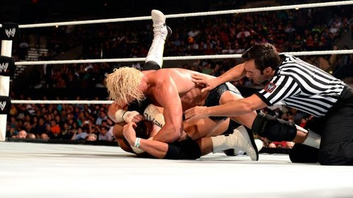 Ziggler vs Riley
