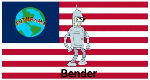 bender flag