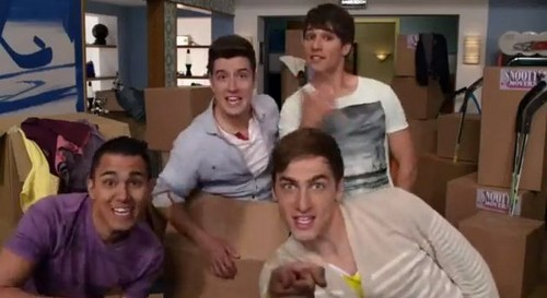 bigtime rush Fresh Prince Of Bel-Air