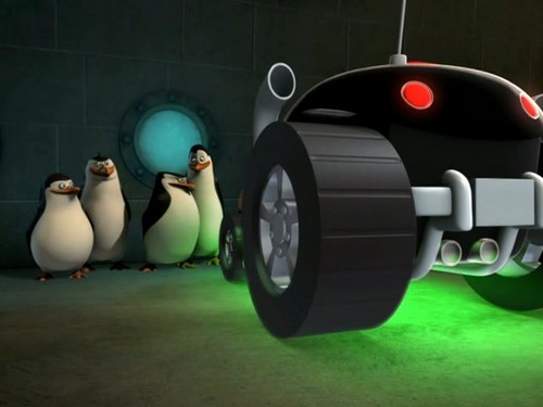 cool PoM car