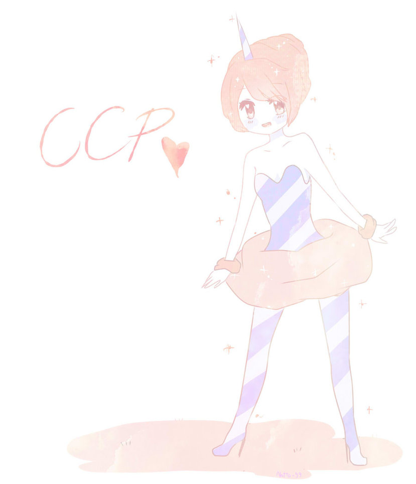cotton candy princess