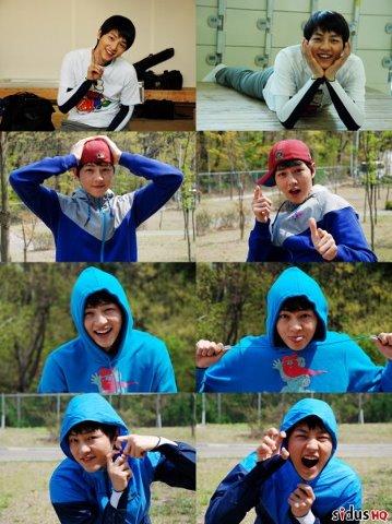 cute Joong Ki