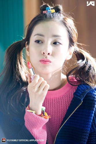 DARA 2NE1 wallpaper probably with a portrait entitled dara cc10