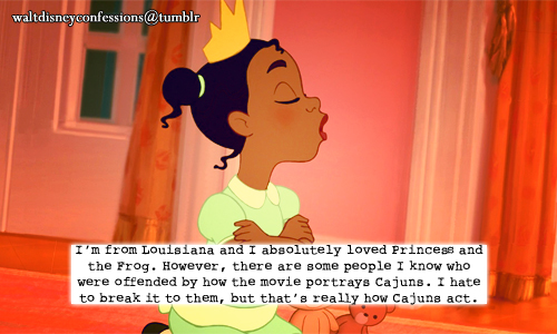 The Princess and the Frog achtergrond entitled disney confessions