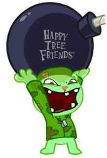 videos de happy trre friends: