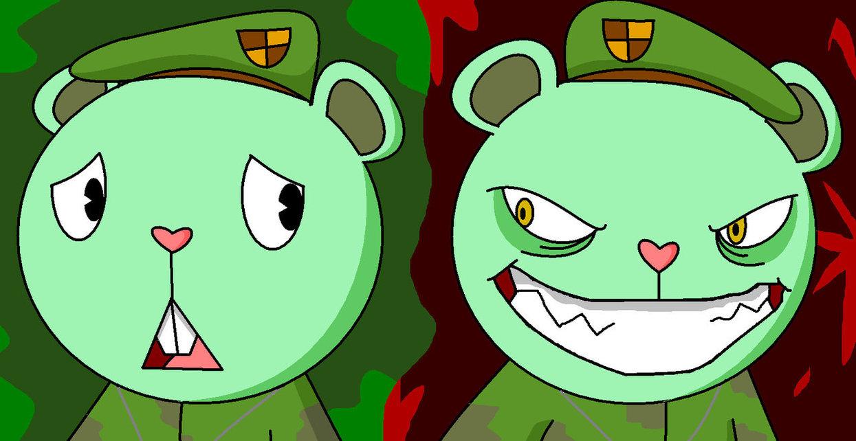 flippy - Happy Tree Friends Photo (31767991) - Fanpop