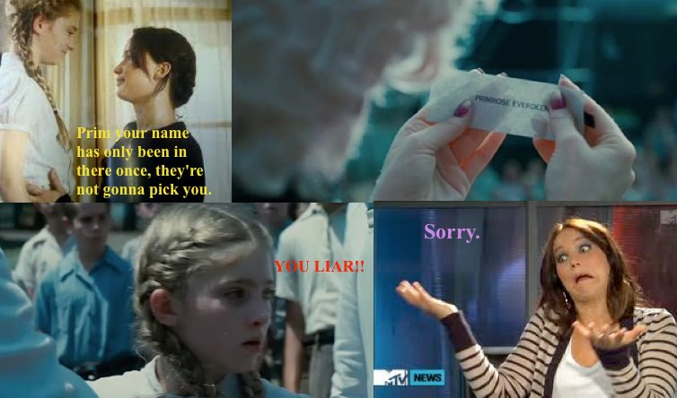 funny hunger games