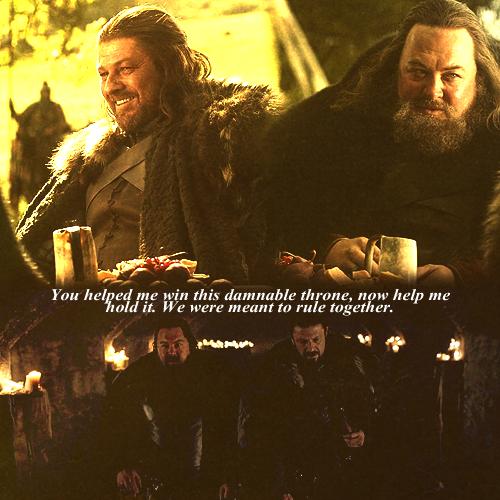 Ned & Robert