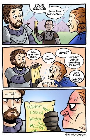 Letter from Winterfell