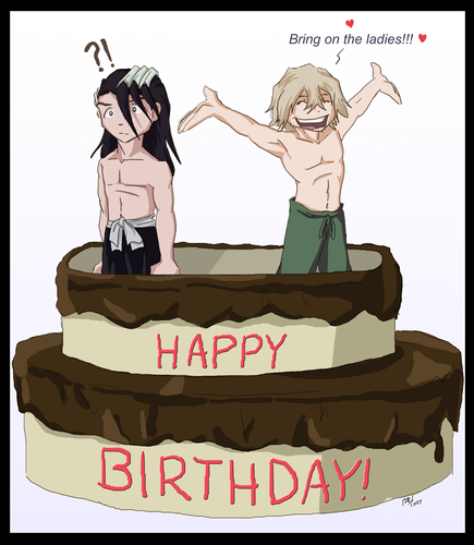 happy b day! XD