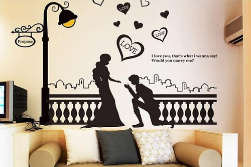 http://www.wallstickerdeal.com/romantic-propose-wall-sticker.html