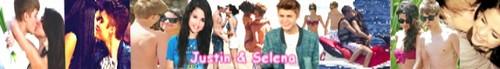 justin and selena | Banner