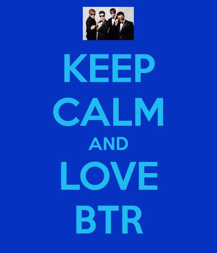 keep calm <333