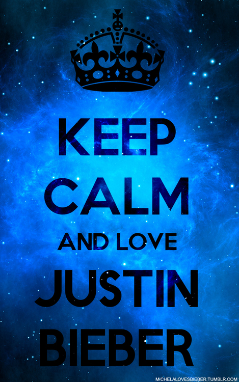 Keep calm And Love Justin Bieber Wallpaper : keep calm