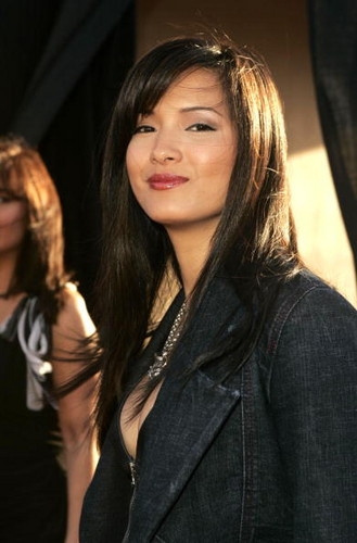 Kelly Hu fondo de pantalla with a portrait called kelly hu