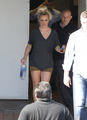 leaving a Studio in Beverly Hills [10 August 2012] - britney-spears photo