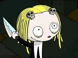 Jugar a ser Alguien Aleatório fondo de pantalla with anime entitled lenore the cute little dead girl