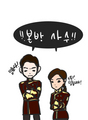 lsg cartoon - lee-seung-gi photo