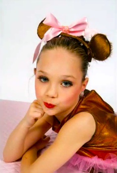 The Girls Of Dance Moms wallpaper entitled maddie