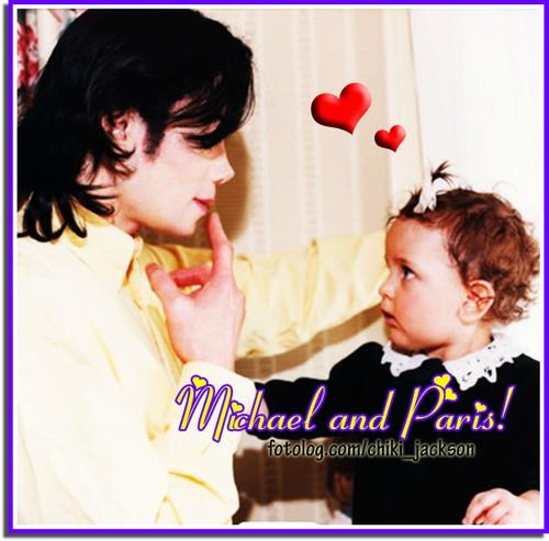 michael and paris