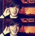 oh pewdie, you so dreamy - pewdiepie photo