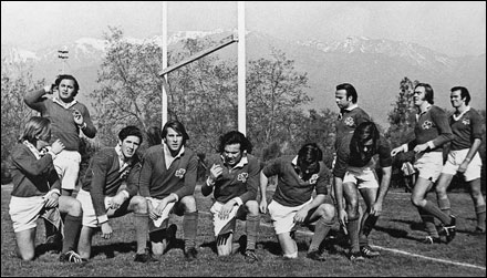 old christians rugby team killed in plane crash 1972