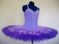 purple tutu - ballet photo