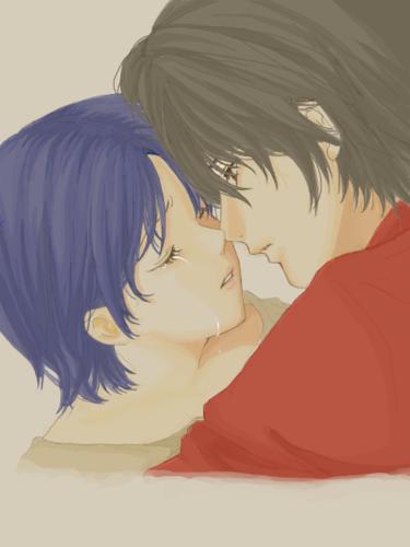 ranma and akane (love) - ranma 1/2 (乱あ)