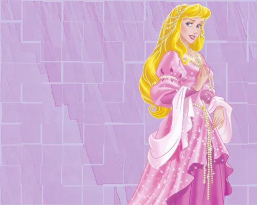 Princess Aurora fondo de pantalla called rose