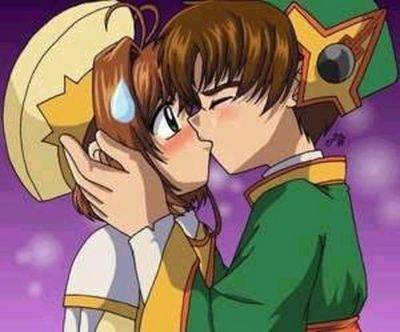 sakura and syaoran halik